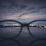 blur city glasses